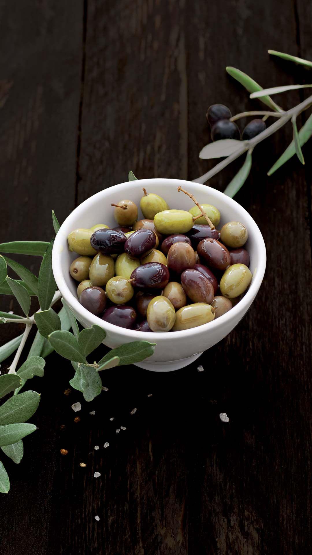 OT2 - 2 Gl.Taggiasca Oliven Salzlake