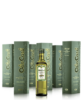 Natives Olivenöl Extra Delicato