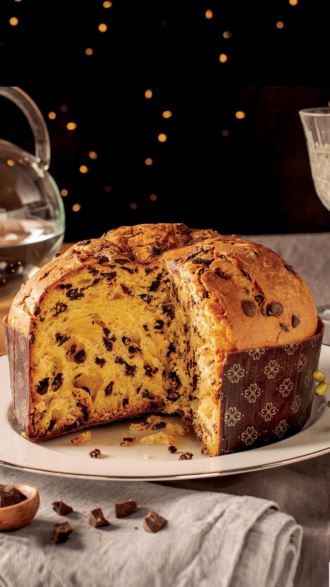 PNC - Weihnachtskuchen Schokolade