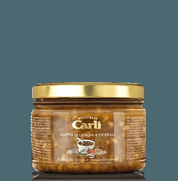 TM - GemÜse-Getreide-Suppe